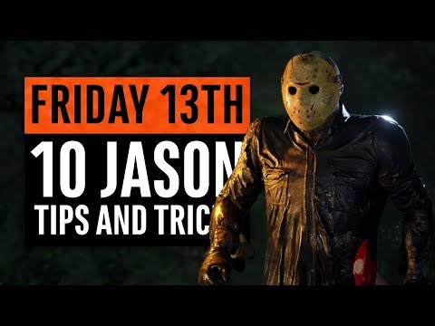 Friday the 13th | 10 Jason Tips & Tricks