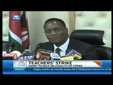 Government threatens to withhold teachers' salaries