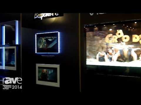 ISE 2014: Videotree Introduces Waterproof TVs, Bespoke TVs, and Mirror TVs