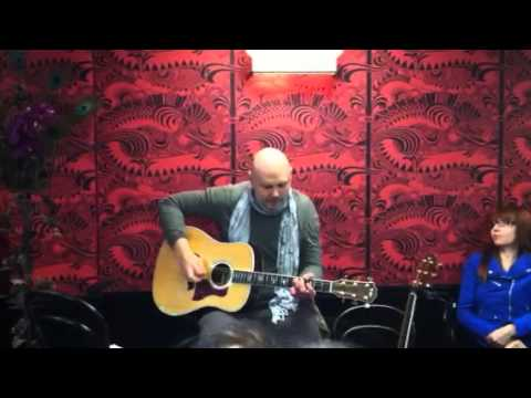Billy Corgan at Madame Zuzu's Part 1