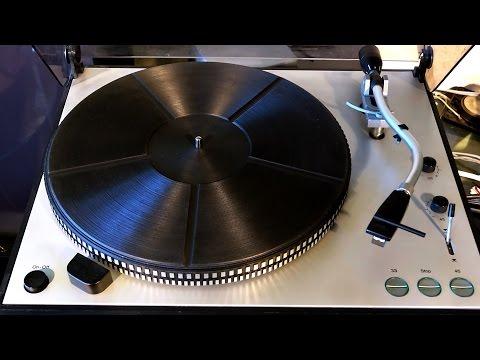 Telefunken s500 & Ortofon AS 212 & Marantz 2238b review