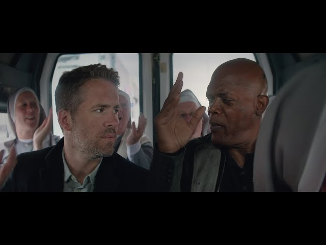 The Hitman's Bodyguard - Official Trailer