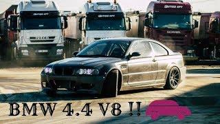 350 LÓERŐS BMW !!! (M3-4.4 V8)