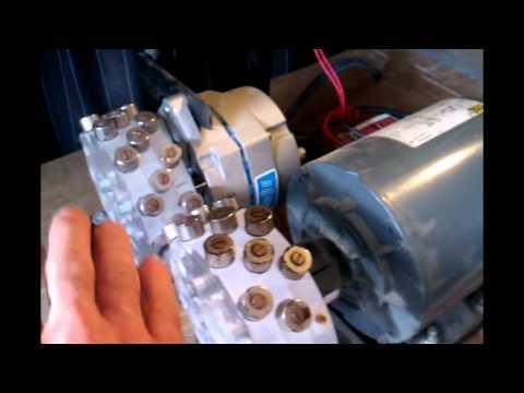 Hatem Magnetic Cogging Free Energy Generator Overunity - Assembly Details
