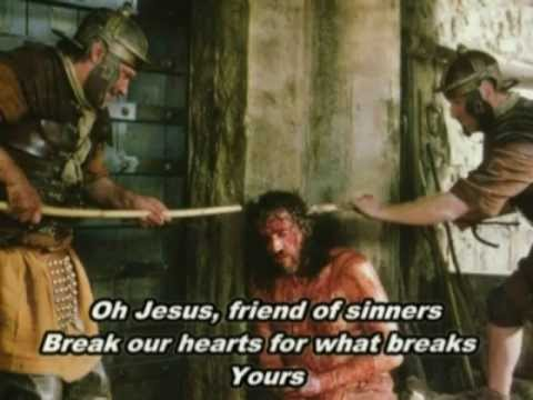 Jesus, Friend Of Sinners--casting Crowns With Lyrics video