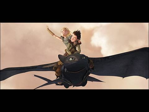 How To Train Your Dragon - Movie Review