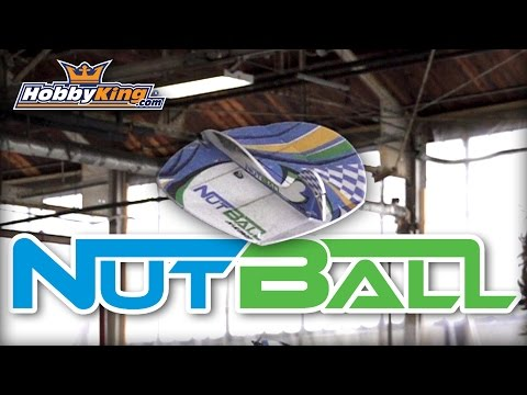 HobbyKing Product Video - HK Nutball Fun Flyer EPP 460mm