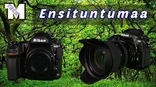 Ensituntumaa - Nikon D850 - Tamron 24-70mm G2