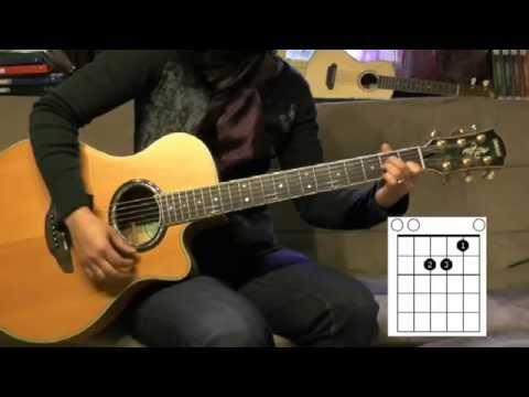 Comment Jouer Françis Cabrel Je T'aimais, Je T'aime Et Je T'aimerai ★Tuto Guitare Tab ★