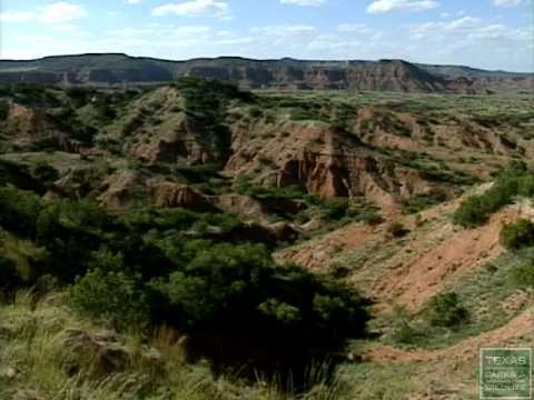 Caprock Canyons State Park and Trailway, Texas [Official]