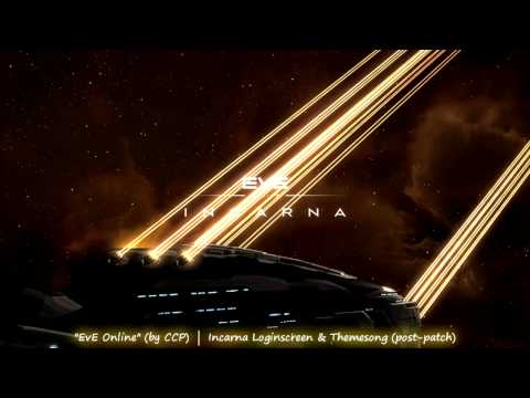 EvE Online - Incarna Loginscreen & Themesong (Tranquility post-patch)