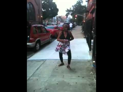 Bashment Granny video