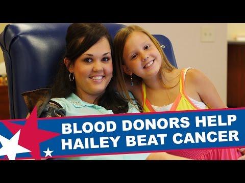 Hailey's Patient Story - 4 year old beats leukemia