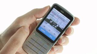 Nokia C3-01 Touch and Type User Interface demo