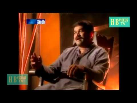SINDHI SINDH TV SONG--AHMED MUGHAL--MUNJA MOLA--hb342312.avi