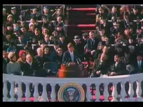 JFK- Ask Not What Your Country Can Do For You