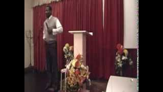 Pastor Joseph Reigning By The Power Of The Holy Spirit 1 of 4