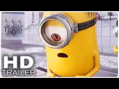 ГАДКИЙ Я 3 все Русский клипы + финальный Трейлер (2017)