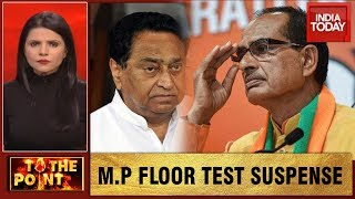 M.P Crisis In Supreme Court: Guessing Game On Floor Test Continues | To The Point