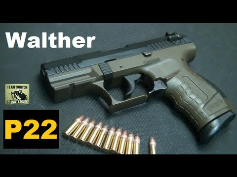 Disassembly Walther P22 Walther P22 Pistol Review