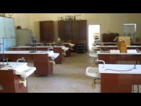 Lab Reconstruction for Saint-Louis de Gonzague School in Haiti