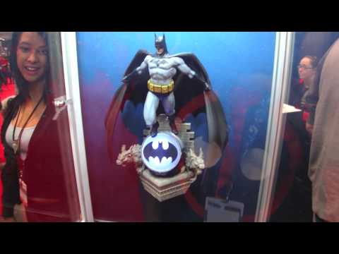 Batman wall mounted Statue by Pop Culture Shock Collectibles