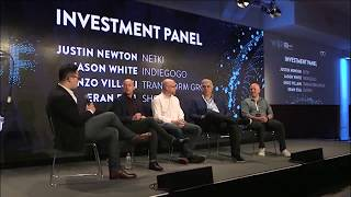 Cryptocurrency trading with Ran Neu-Ner attends World Blockchain forum