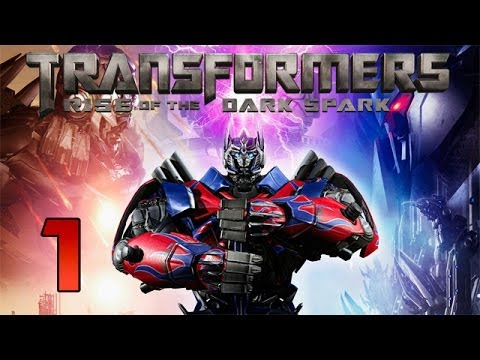 Transformers: Rise of the Dark Spark - Part 1 Uptown (PS4 Gameplay Commentary)