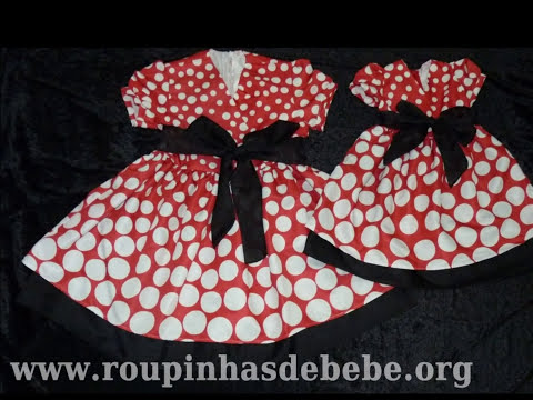 Vestidos Minnie