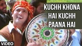 Kuchh Khona Hai Kuchh Paana Hai Full Song | Pardesi Babu | Govinda, Raveena Tandon