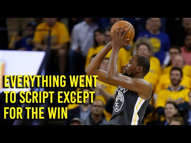 NBA Playoffs: Rockets withstand Warriors push and tie series up