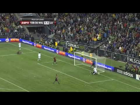 2009 MLS Cup: Real Salt Lake vs. LA Galaxy Video