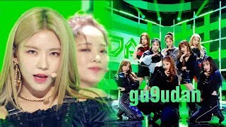 Comeback Stage Gugudan Not That Type 구구단 Not That Type Show Music Core 20181117