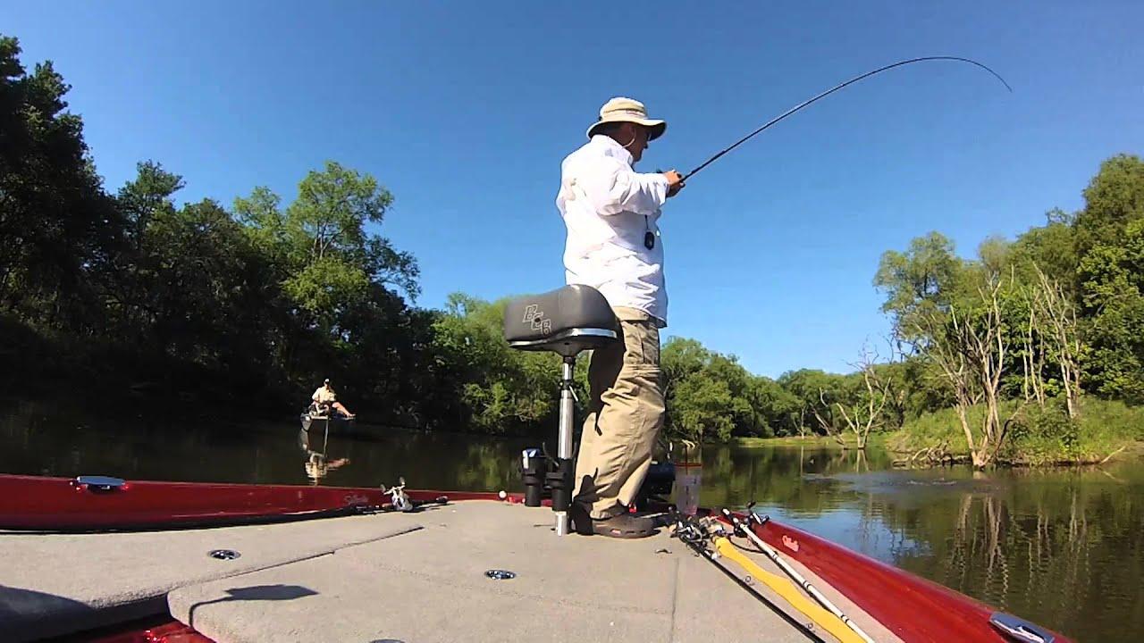Bass fishing post spawn joe pool lake texas youtube for Joe pool lake fishing report