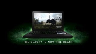 Razer Blade_ The Beauty is Now the Beast