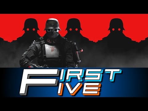 Wolfenstein: The New Order – First Five