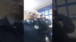 Полицайка-уголовница из курятника в Курске