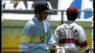 Sachin Tendulkar 77 vs West Indies 1991 92