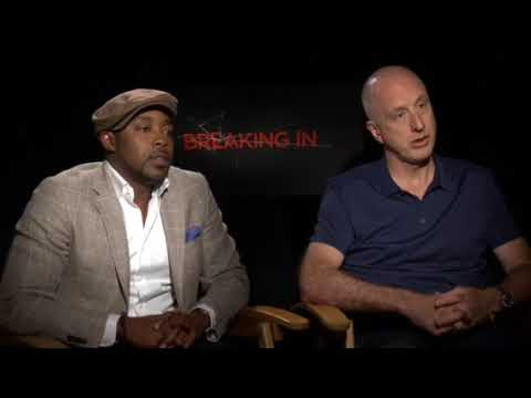 """Will Packer & James McTeigue Discuss Why Gabrielle Union Was Perfect Fit For """"Breaking In"""""""