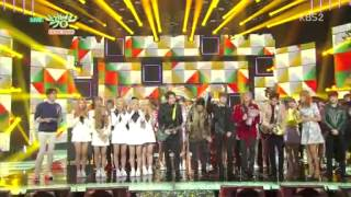 150403 Music Bank Ft Island Win For Pray