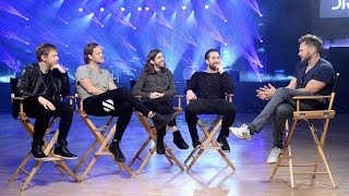 Backstage with Citi: Imagine Dragons