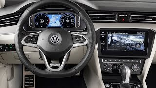 2020 Volkswagen Passat Overview