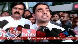 Chandrababu Confronts Modi, He Didn't Beg – Nara Lokesh | AP Special Status | hmtv