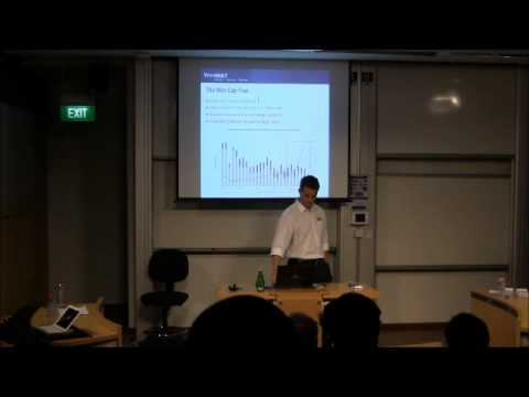 Wesvault Investment Forum 2012 - Part 2: Oil and Gas Activity in Asia Pacific