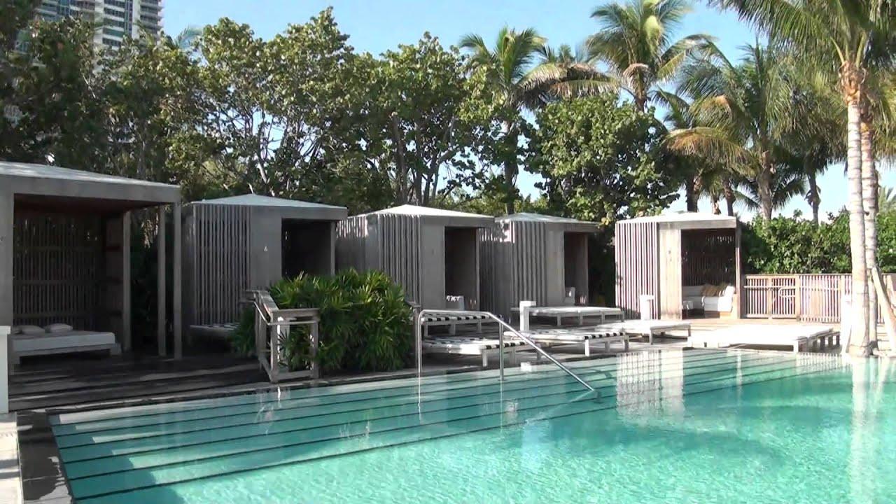 Poolside Bungalow W Miami Beach