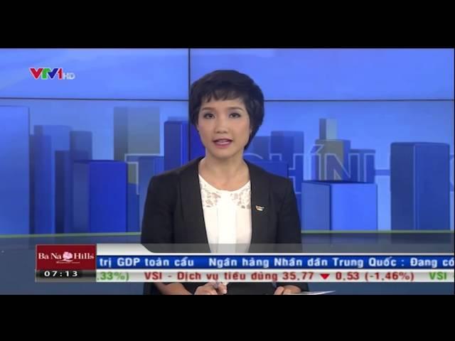 [VIDEO] Tài chính kinh doanh sáng 22/09/2014