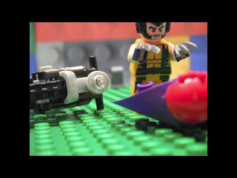 Lego Wolverine
