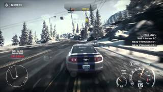 Rivals - Need for Speed RIVALS Tobey Marshall Mustang 2014 NFS Movie Car Outrun HD