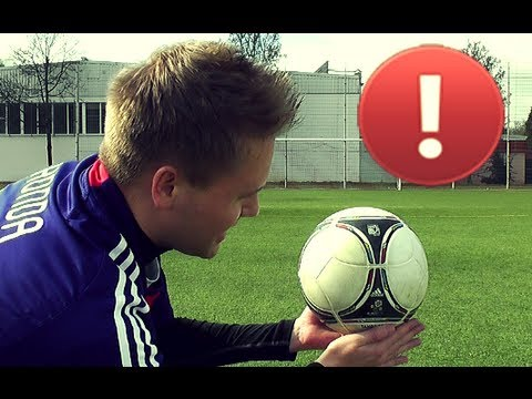 Cristiano Ronaldo & Gareth Bale Longshot Knuckleball Tutorial | How to shoot a Knuckle Ball