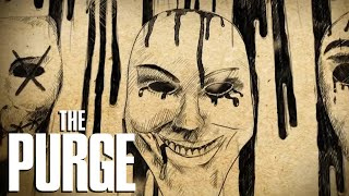 The Purge (TV Series) Animated History | on USA Network